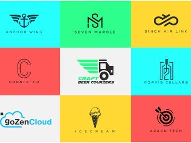Are you looking for logos??  LOGO is the key point for the success of the business. This is good for your business to have an attractive and cool brand identity in the market. If you are looking for a new elegant and unique logo design for your company, business, project or website. This time you are in the right place.  If you need Logo Design, then contact me.  Thank You!?