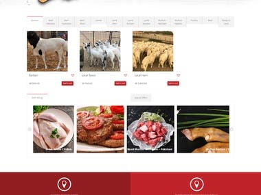 MEATHUB is a  meat online selling shop and MEATHUB aims to offer the best tasting meat in the most easy/convenient way.