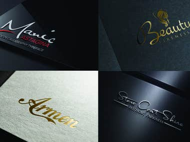 If you require any logo please let me know!