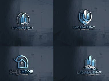 If you require any real estate logo design, please let me know!
