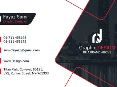 Business Card size : 3.5 * 2 Print ready ,(CMYK ) Color mood