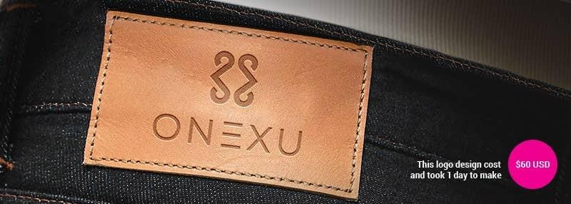 small business logo onexu