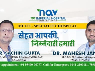 Are you suffering from severe pain in your joints?  If yes then this is your chance to stop going through it because Nav Imperial Hospital is here in your town with its expert orthopedic surgeons to make you free from all joint pains. . . . . #PHP #wordpress #photoshop #orthopedics #orthopedicsurgery #sportsmedicine #surgery #orthopedicsurgeon #health #medicine #physicaltherapy #doctor #fitness #healthcare #ortopedia #physiotherapy #surgeon #traumatologia #arthroscopy #kneereplacement #orthop #orthopaedics #orthopedic #running #training #wellness #aaos #anatomy #arthritis #athletictraining #bones #doctors #exercise