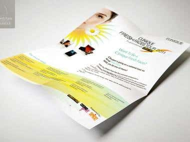 Company profile, book, flyer, banner, or promo ads etc