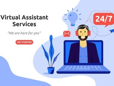 I will be your virtual assistant and perform all the assigned tasks accurately. I have arranged meetings, booked tickets, handled chat support, and inbound phone lines for my clients. I am also good at data entry and working on CRM.