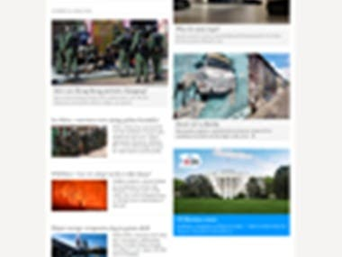 DW News is a global English-language news and information channel from German public international broadcaster Deutsche Welle, established in summer. https://www.dw.com/en/top-stories/s-9097