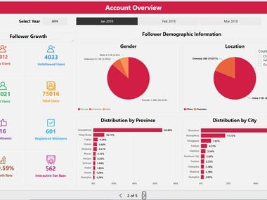 Automated Dashboards for Marketing Analytics Consumption