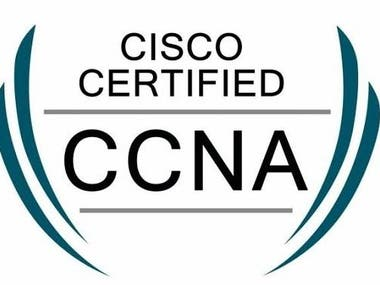 Cisco CCNA Certified & hands on experience on Cisco Switches and Routers.
