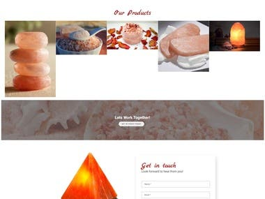 Happy to share some of my latest website designs.