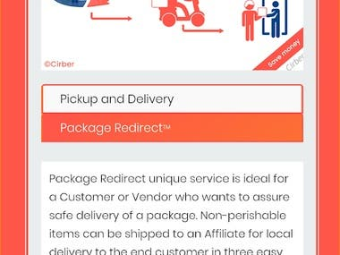 https://www.cirber.com/ https://apps.apple.com/us/app/cirber-online-food-order/id1325895064 https://play.google.com/store/apps/details?id=com.cirber.androidapp.cirber  ✔Online food order app for > food delivery > local pickup and delivery ✔Restaurants near me search for > delivery near me > customer pickup and restaurant delivery ✔Package delivery app for > Cirber Package Redirect™ service > package pickup and package delivery > grocery pickup and grocery delivery > medical pickup and medical delivery ✔Courier service app for > courier pickup and delivery > parcel pickup and parcel delivery
