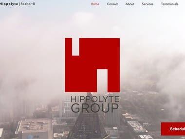 Client work digital marketing website
