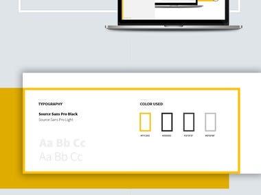 #Website#UI#UX#Graphic#Design