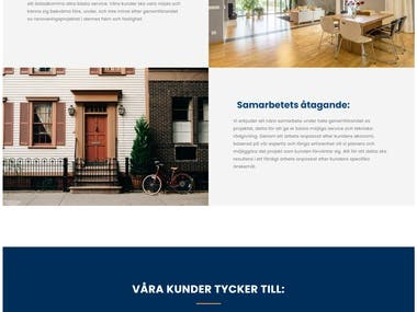 Stockholm, Sweden based window installer and renovator providing the best solution to their clients based in Stockholm.