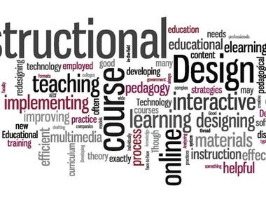 An Instructional designer who has designed and developed 20+ technical training courses and launched globally.