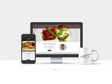 Hello Guys. This project is designed and developed on WordPress as per clients' requirements its about online reversions of tables in restaurants in the UK. if you want to see this project live just click on this link. https://ilmondovecchio.com/