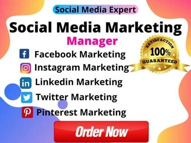 I am specialized in social media marketing with Facebook, Twitter, Instagram, YouTube, LinkedIn, Google +, Pinterest.  ♛YouTube Views.  ♛ Real Facebook Page Likes. ❤️♛♻⛔ Instagram Views. ❤️♛YouTube ????? ????    I think my skills and experience will help you and your farm. If you hire me I am ready to start right now. Waiting for your kind response.