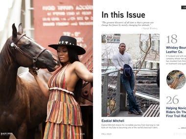 BlackReins Magazine FALL 2020