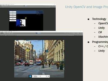 Unity OpenCV