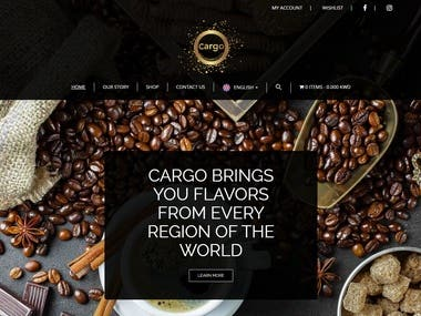 This site is built using magento. Migrating from magento 1 to 2 was difficult.