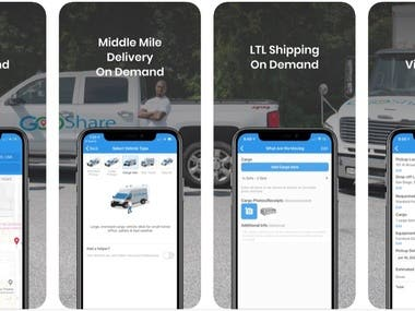 https://itunes.apple.com/us/app/goshare-moving-delivery-hauling/id977871324?mt=8&ign-mpt=uo%3D4  GoShare connects drivers who have a pickup truck or cargo van with people and businesses nearby who need help delivering, moving & hauling large items on demand. Your GoShare driver will meet you at the pickup address, help you load your cargo into their vehicle, take it to the drop off address and help you unload. Starting at only $.99 per minute! Download the app for a free estimate and to book a driver.