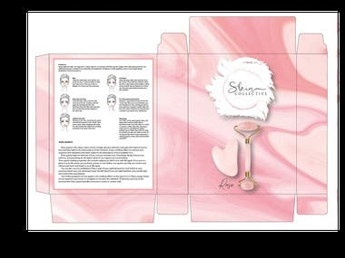 Package and box design 2