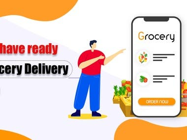 I HAVE READY GROCERY APP