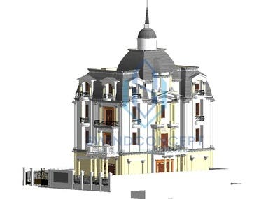 Here are some pics in Revit Drafting