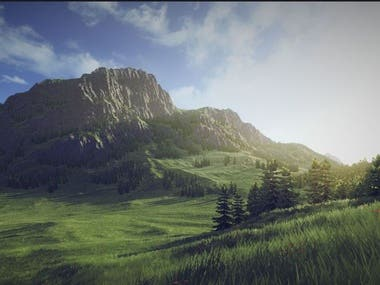 We create beautiful map terrains, variety of LoD configurations.  Building one project at a time