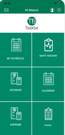 Jon schedule job history timing etc...