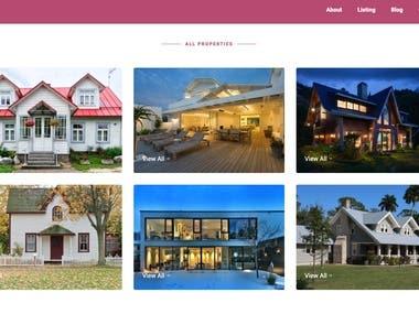 This is Real Estate Website built with advance web technologies and good practices. Tech stack - NodeJS + Express, ReactJS, Firebase, Material UI, Redux, Redux Saga, Aws Lambda, Sripe Payment Integration