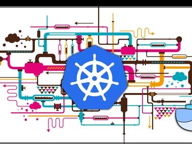 Kubernetes is one of the hottest open-source projects these days. It's a production-grade container orchestration system, inspired by Google's own Borg and released into the wild in 2014.   Here is one of my project :- https://www.freelancer.in/projects/gitlab/Setup-gitlab-simple-app-able/reviews