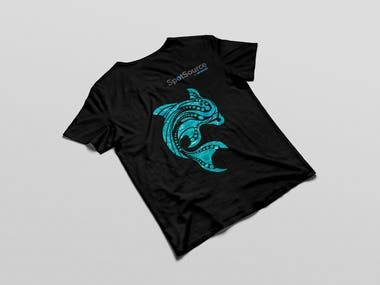 T-shirt design for sea side. If you need one for you Hire me.