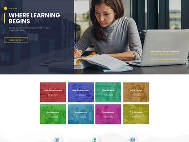 LMS with Learndash * Elementor * Pro Paid Membership * Edumodo theme * Dashboard Plugin * Event Espresso Plugin