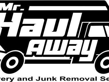 Mr. Haul Away Logo Design