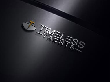 Timeless Yacht Logo Design