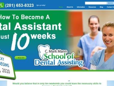 Dental Assistant site