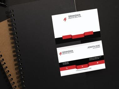 Minimalistic Business Card.