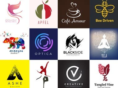 Hi! I'm a professional logo maker and make every type of logo according to the theme or topic.