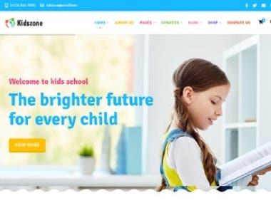 This is kid website