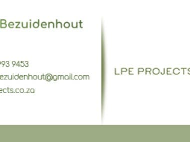 Clickable Email Signature design for LPE project