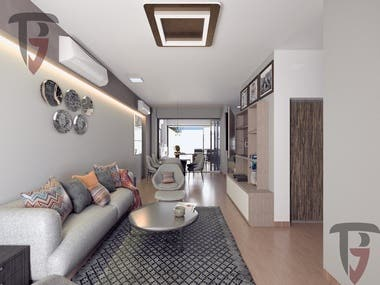 Here some past work of Interior.