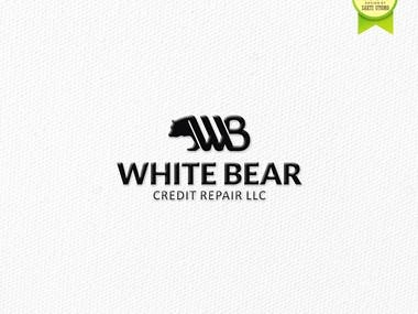 This is Logo for WHITE BEAR
