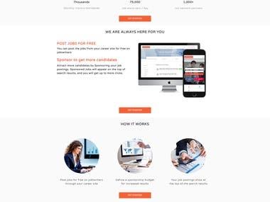 Django Website