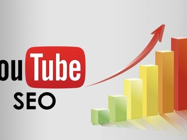 I will provide Complete YouTube SEO for your it you will get good ranking on channel