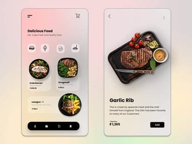i have made an app for small resturant where user will order food from specific restuarant