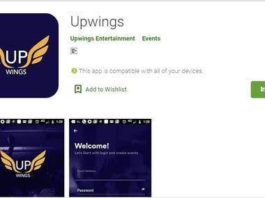 Upwings is a platform exclusive to night-life tapping in India. We are a platform solving problems at both ends - the partygoers /socialites and the clubs/organizers.  For partygoers we provide easy discovery and access to both the organised and un-organised clubbing market and for clubs/organizers we provide automated confirmation data management and online sales channel.  Apart from the above Upwings provides premium deals on food and beverages, table booking etc at the most enthralling venues. Thus adding more value for both the partygoers and the clubs.
