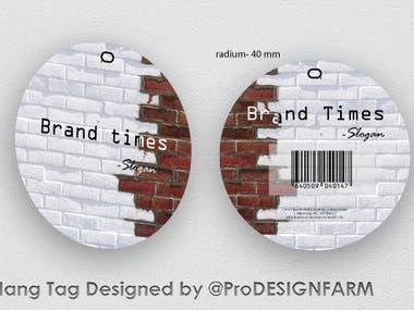 """Hello everyone! Here you can see lots of """"HANG TAG's' made by us (ProDESIGNFARM). These Hang Tag are showcase or for sale, or to provide our clients. Thank you!"""
