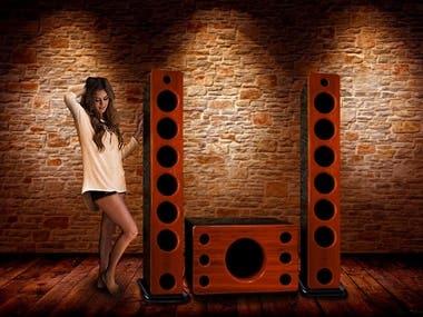 Adagio speaker company from Poland http://www.adagiospeaker.de/