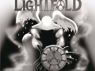 An illustration for the cover album of the metal band Lightfold. Sketched on paper and perfected in Photoshop.