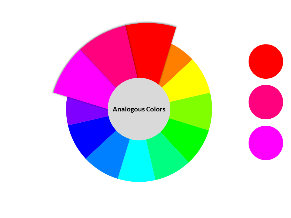 analogous color combination